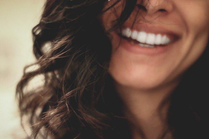 An Organic Smile.